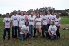 Das Zeltlagerteam 2016